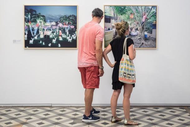 """rencontres d'Arles 2015 Exposition """"Les Paradis, rapport annuel"""""""