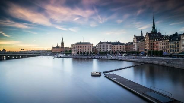 Munkbroleden, Stockholm photo 16/9