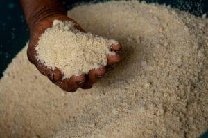 Ceci est votre créativité!:D (Photo: Arne Hoel, licence CC BY-NC-ND) grain moudre farine
