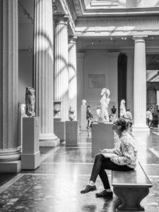 Metropolitan Museum à New-York sculptures