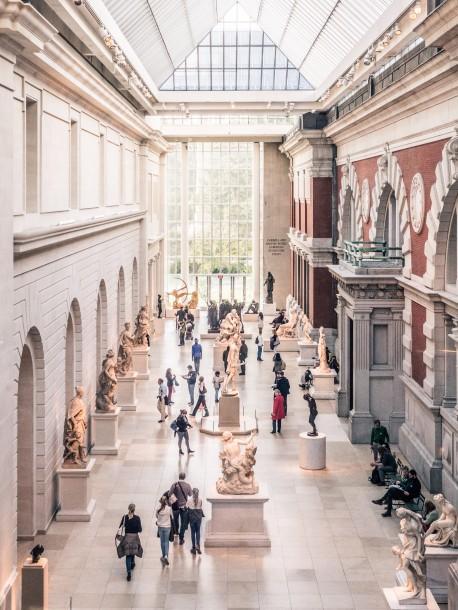 Le Metropolitan Museum à New-York musée