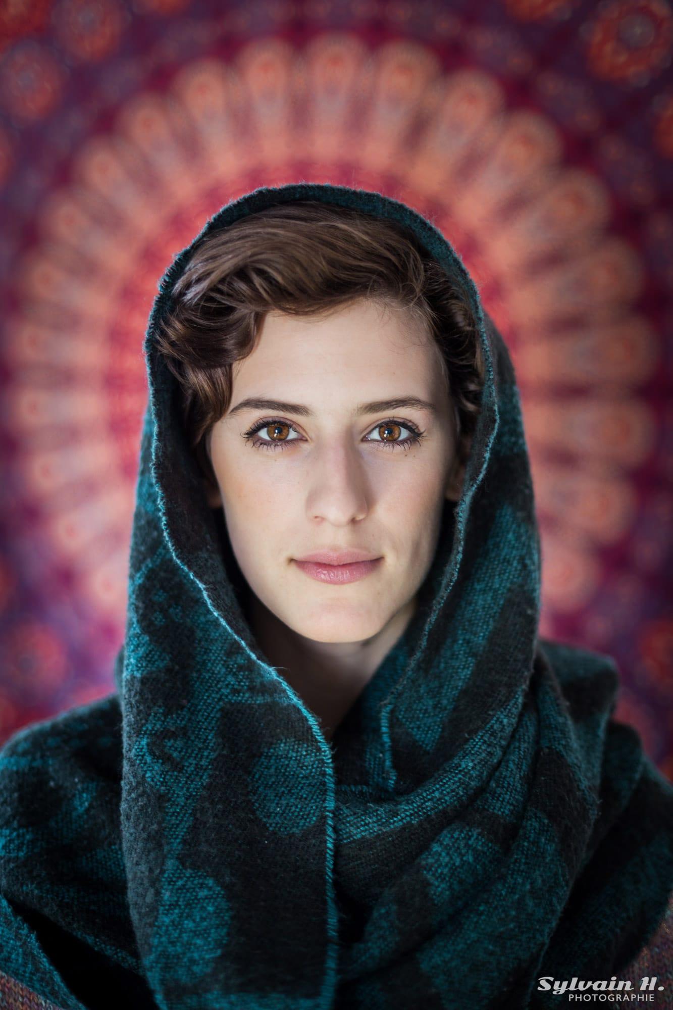 Paris Bastille agence Reuters photo femme photographie portrait visage post traitement exposition paris 2016 UNICEF