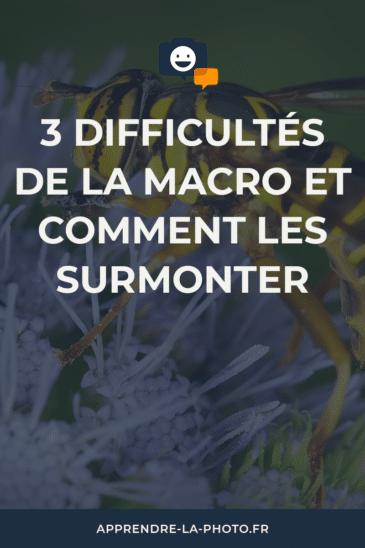 3 difficultés de la macro et comment les surmonter