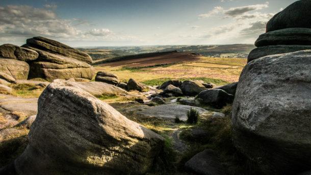 photo paysage grand angle