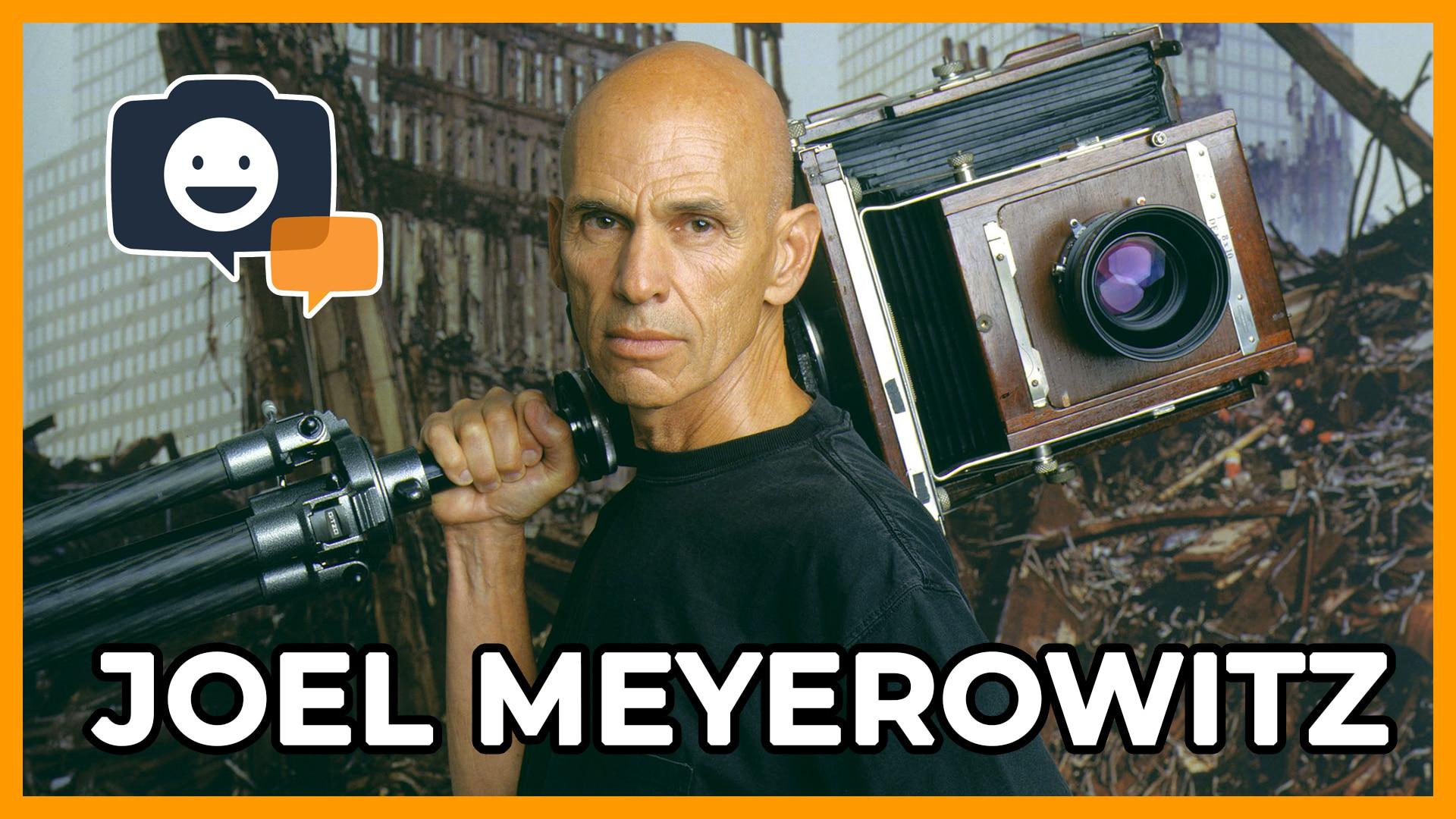 Joel Meyerowitz - Incroyables Photographes #6