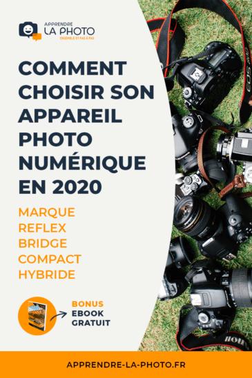 Comment choisir son appareil photo numérique en 2020: marque? Reflex, bridge, compact ou hybride?