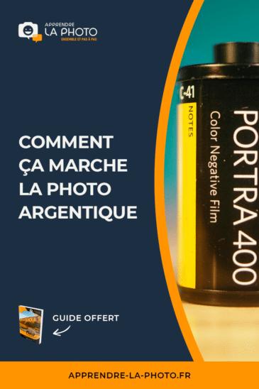 Comment ça marche la photo argentique?