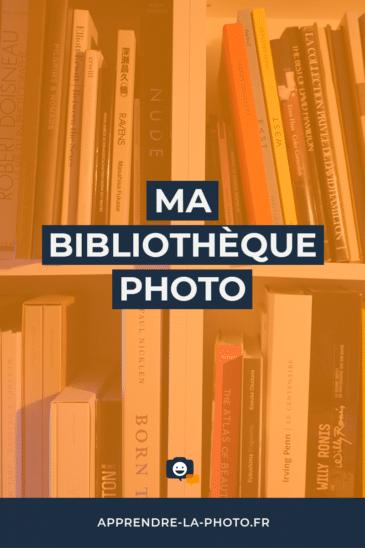 Ma bibliothèque photo