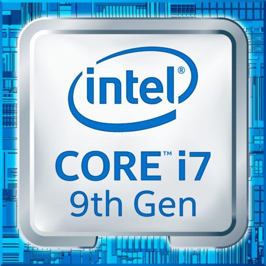 Processeur Intel Core i7 9ème génération