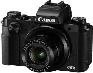 Canon Canon PowerShot G5 X