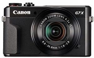 Canon Canon PowerShot G7 X Mark II