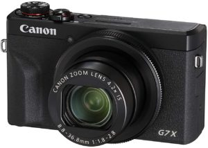 Canon Canon PowerShot G7 X Mark III