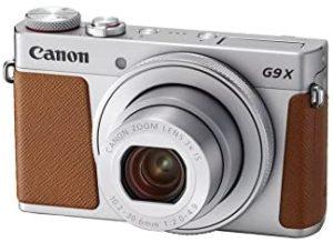 Canon Canon PowerShot G9 X Mark II