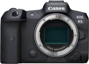Canon Canon EOS R5