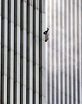 Falling Man photo Richard Drew