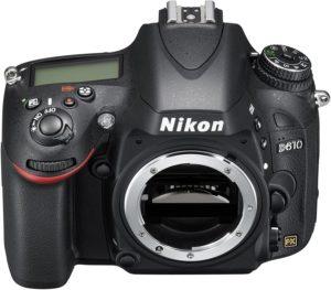 Nikon Nikon D610
