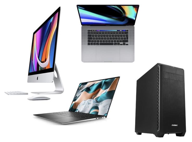 ordinateurs photo portable mac macbook dell tour