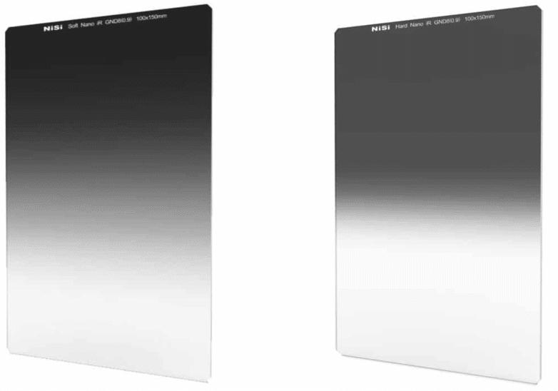 Filtres GND à transition soft et hard