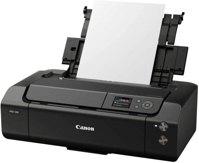 Imprimante Canon à Jet d'encre Pigmentaire